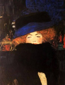 Lady-with-Hat-and-Feather-Boa