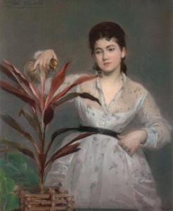 eva-gonzales-la plante favorite