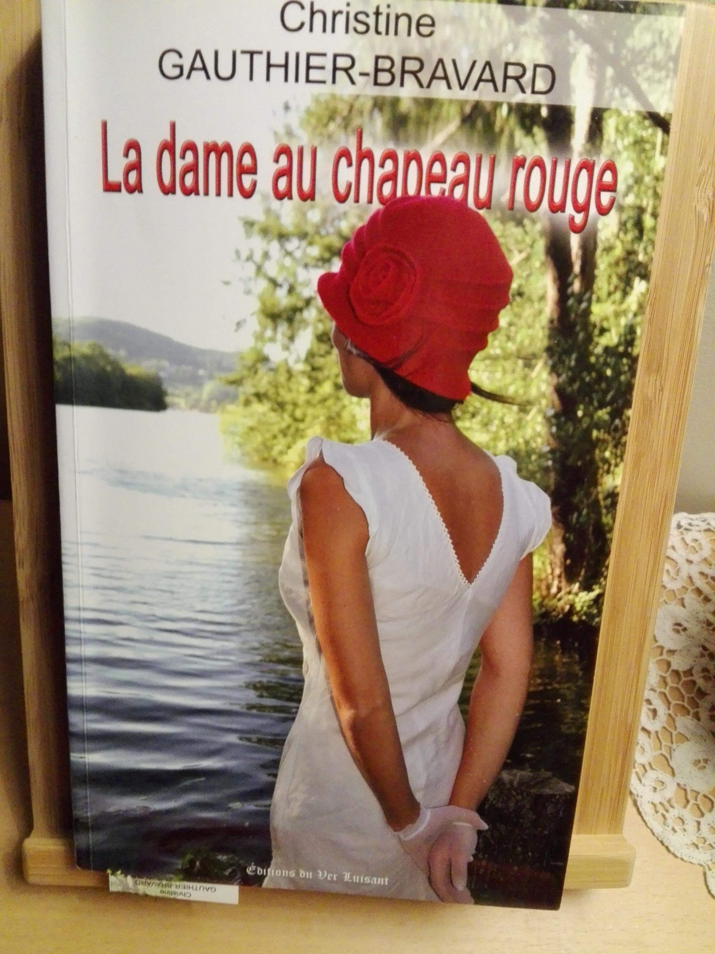 chapeau publicitaire champêtre